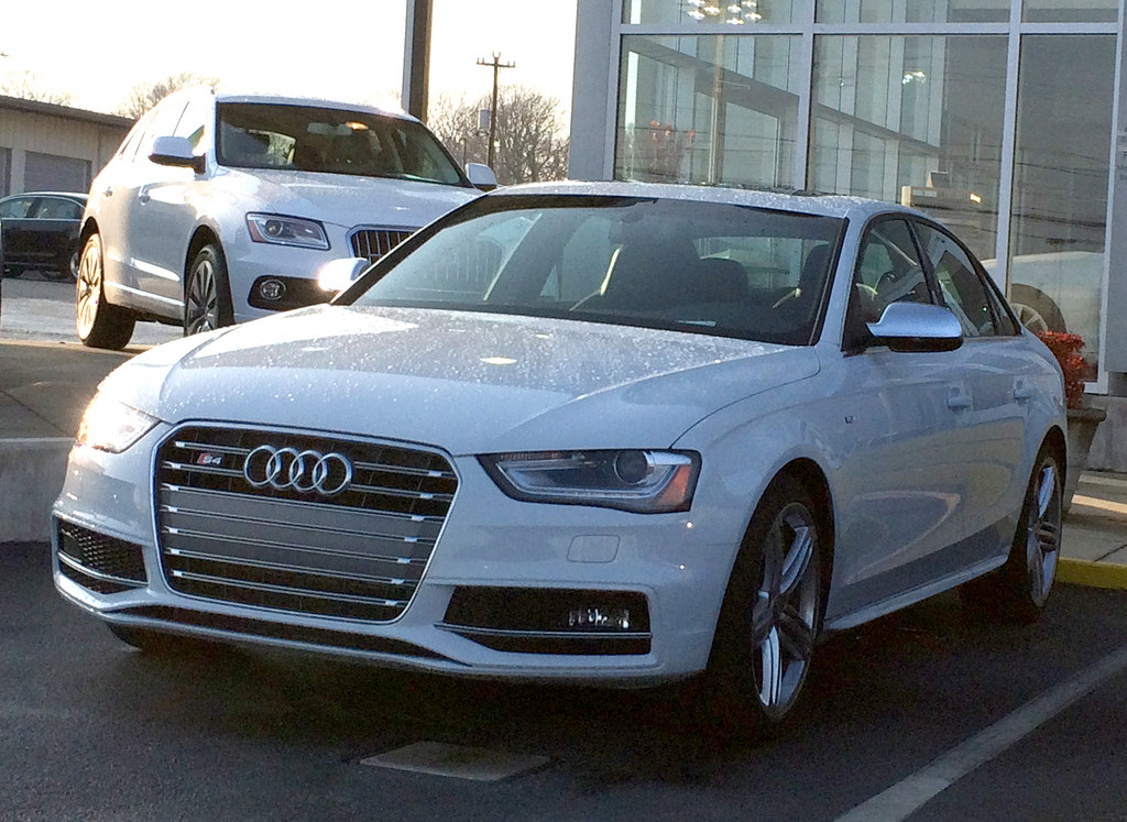 Pre-Owned Audi Cars For Sale in Alexandria