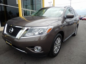 Pre-Owned Nissan Cars For Sale in Alexandria