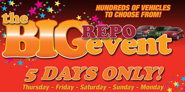 The Big Repo Event