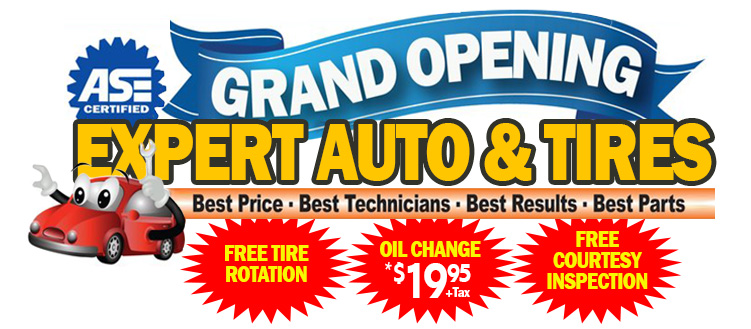 Expert Auto & Tires