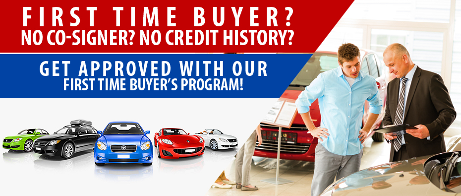 First-Time Buyers Program