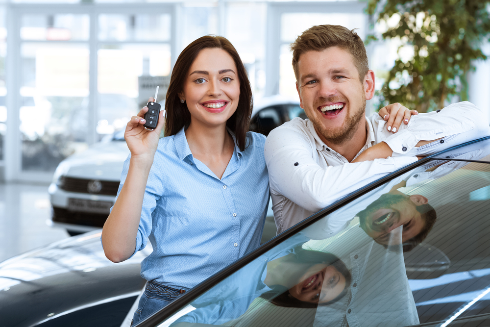 Buy With Confidence Using Good Credit Used Car Loans In Clinton