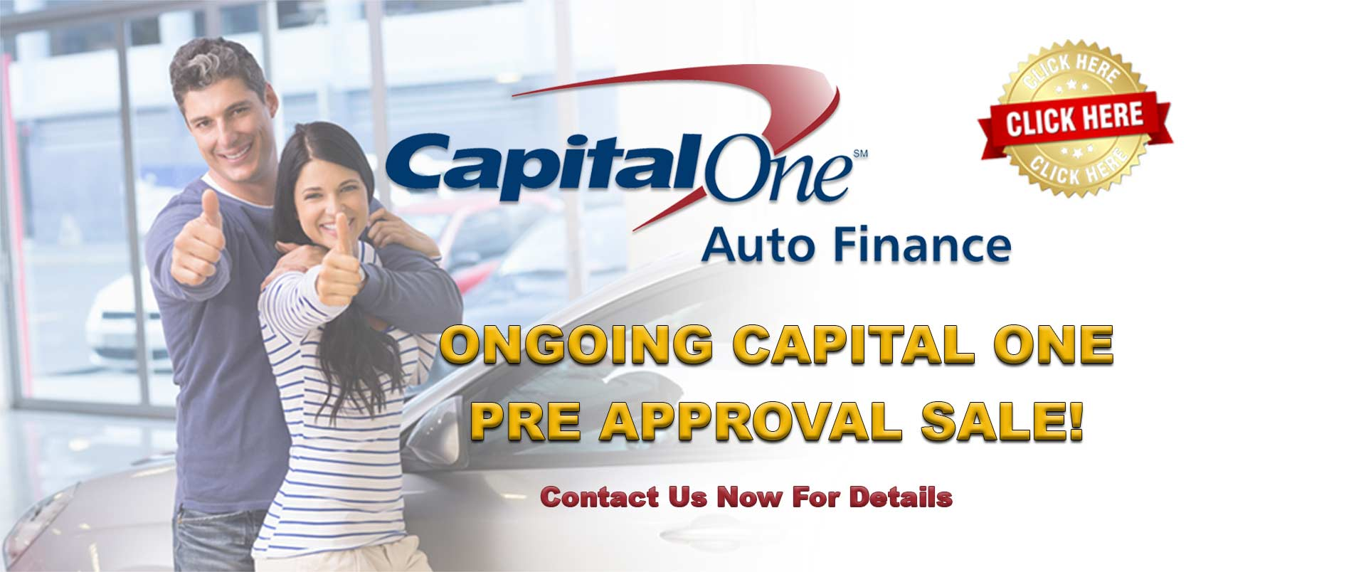 Ongoing-Capital-One-Pre-Approval-Sale
